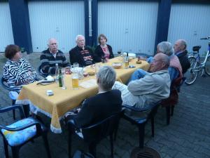 Bender, Malisius, Hauck, Fink-Sontag, Kratt, Schön, Kowalski, Fromm (Bild Dilger)